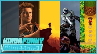 Kinda Funny's Game of the Year 2016 - Kinda Funny Gamescast Ep. 101