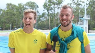 Roomates - 2018 Commonwealth Games