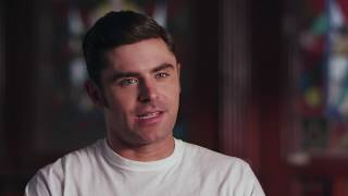"""The Greatest Showman """"Phillip Carlyle"""" Behind The Scenes Interview - Zac Efron"""