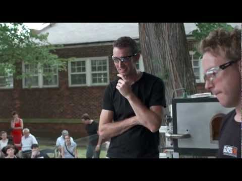 GlassLab at Governors Island: David Weeks