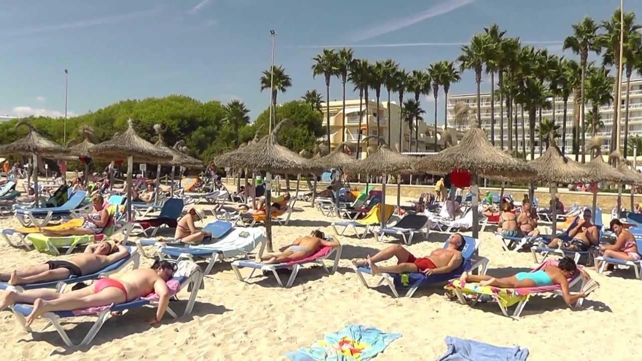 sa coma mallorca hd 2011 beach strand tv news on youtube. Black Bedroom Furniture Sets. Home Design Ideas