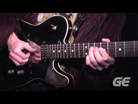 John 5 - Chicken Pickin' Banjo Lick
