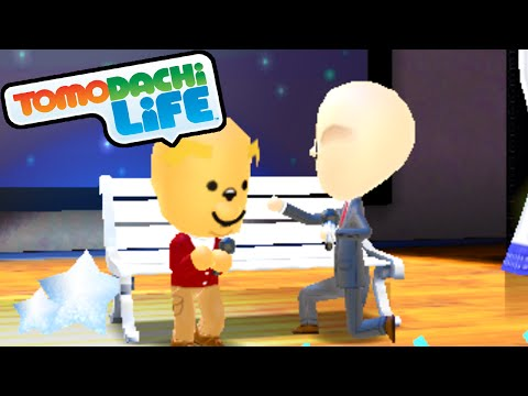 Tomodachi Life: Slender Man Song, Mario Loves Peach Gameplay Walkthrough PART 19 Nintendo 3DS