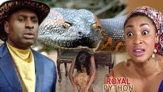 Royal Python 1&2 -  2018 Latest Nigerian Nollywood Movie/African Movie/Family Movie