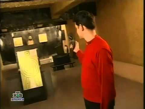 Универсальный револьверный комплекс «Удар». Револьвер У-94. Военное дело