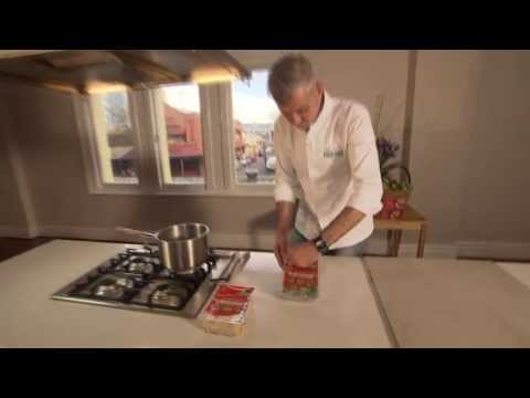 How to cook Fresh Pasta featuring San Remo Brand Ambassador Adam Swanson