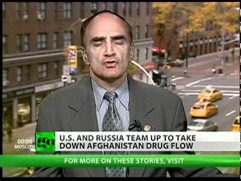 US-Russia bust Afghan drug labs
