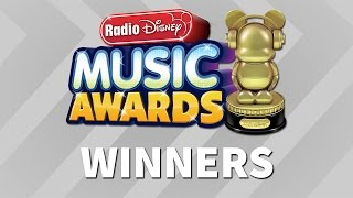Video Radio Disney Music Awards 2015