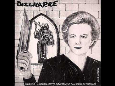 Discharge - Anger Burning