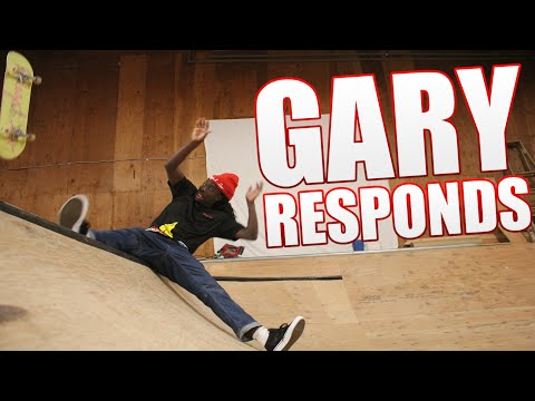 Gary Responds To Your SKATELINE Comments - Grant Taylor, Spongebob, Ricky Glaser How To