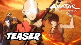 Avatar The Last Airbender Netflix Teaser - Why Zuko Has The Best Redemption Arc Breakdown