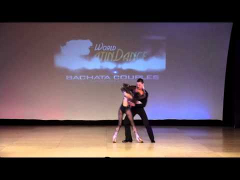 Andrea & Silvia, Italy, Bachata Couple Cabaret, Final Round, WLDC 2013