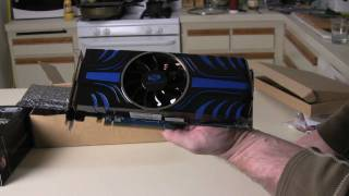 Sapphire ATI RADEON HD 5850 TOXIC 2 GB Graphics Card Unboxing
