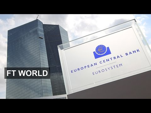 ECB's QE move explained in 60 seconds | FT World