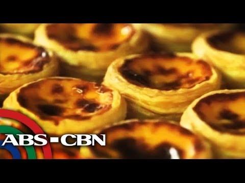 Kris visits Lord Stow's bakery in Macau