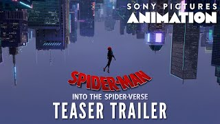 download lagu Spider-man: Into The Spider-verse   Teaser Trailer gratis