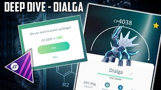Dialga: Deep Dive (Raid & PVP Rank, Worth Powering Up, What To Use It For)