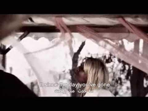 Gökhan Tepe - Çok Özlüyorum Seni Translated{arabic&english}subtitles-orijinal Klip 2010[hq] video