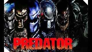All Predator/AVP Saga Trailers (1987-2018)