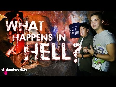 What Happens in Hell? - Wonder Boys: EP1