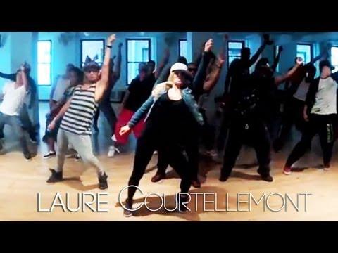 Laure Courtellemont RAGGA JAM DANCEHALL - Dance video