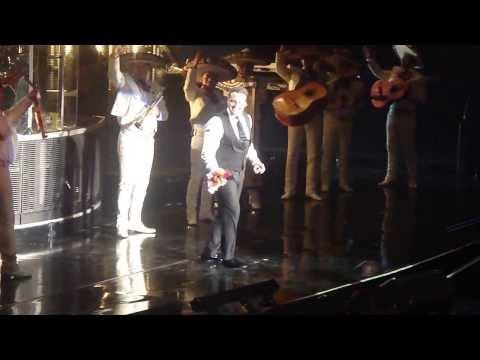 Entrega total, Amanecí en tus brazos - Luis Miguel (Dic 2013)