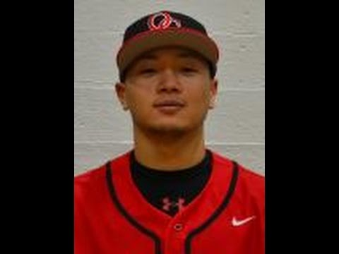 Naoki Imoto Olympic College OF/1B Baseball College Recruiting Video Class of 2014
