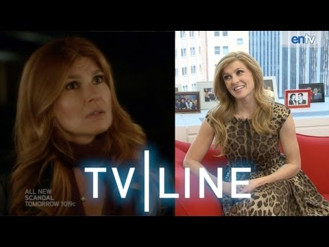 Connie Britton Talks Nashville Romance and Friday Night Lights Movie