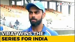 I Was Strict On Myself, Reveals Kohli After 28th Ton