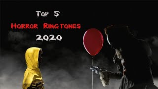 Top 5 Best Horror Ringtones 2019 |Free Download|