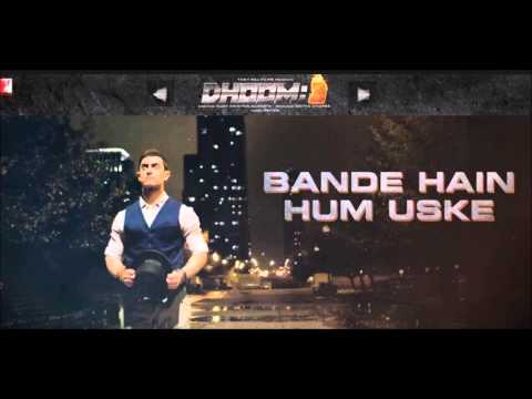 Bande Hain Hum Uske Dhoom 3 Full Song video