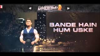 Dhoom 3 - Bande Hain Hum Uske DHOOM 3 FULL SONG