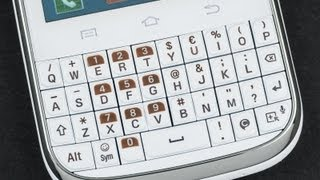 Samsung Galaxy Chat Review