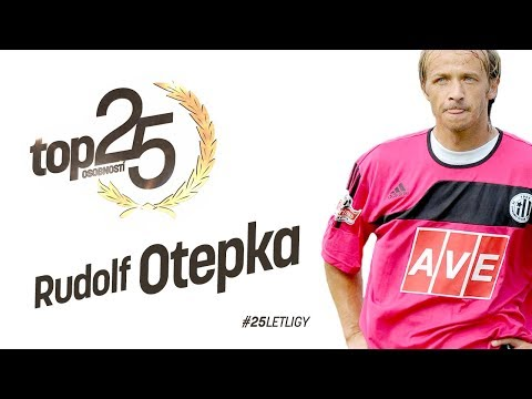 TOP 25 osobností: Rudolf Otepka