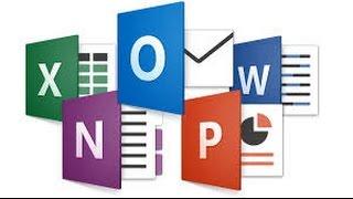 تعريب برنامج Office 2016 كامل من الموقع الرسمي