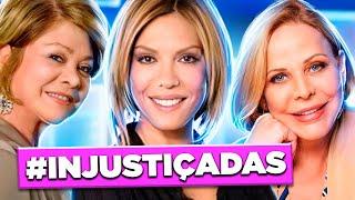 APRESENTADORAS DE TV INJUSTIÇADAS   Diva Depressão
