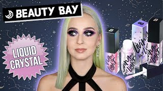 BEAUTY BAY Liquid Crystal Eyeshadow | Makeup inspiration EUPHORIA
