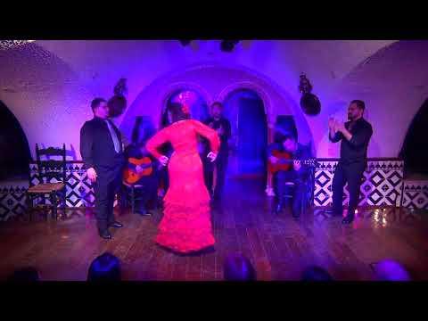 Claudia Cruz por Seguiriyas en Tablao Flamenco Cordobes