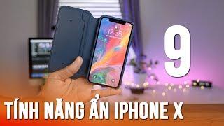 9 tính năng ẩn cực hay trên iPhone X mà Apple không nói - 9 Super cool hidden features on iPhone X