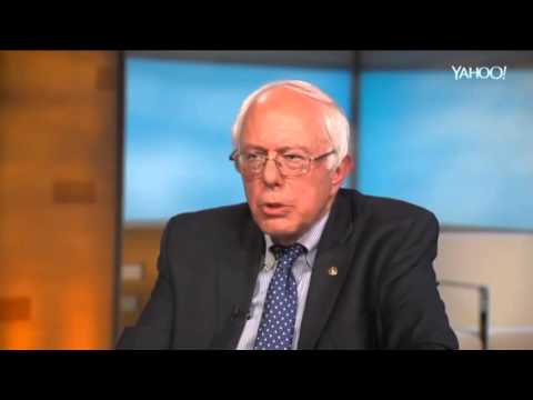 Bernie Sanders vs. Katie Couric