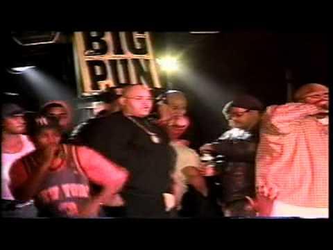 Big Pun & Fat Joe - Live