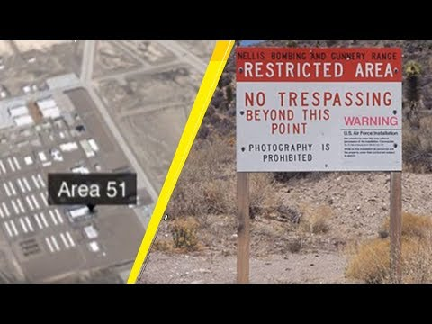 5 Things You Didn't Know About Area 51!
