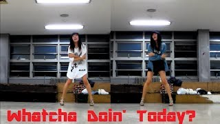 4minute- WHATCHA DOIN' TODAY [오늘뭐해] Dance Cover