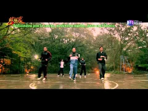 Hot Shot - Entrenamiento (jue Dui Wu Di (u Got Me)) video