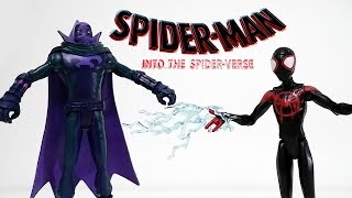 MILES MORALES and Prowler Spider-Man: Into the Spider-Verse Figure Review. #Spideverse #MilesMorales