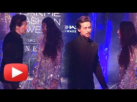 Tiger Shroff - Disha Patani MAJOR FIGHT At Lakme Fashion Week 2017?