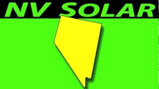 Nevada Solar Panels in Nevada - Solar