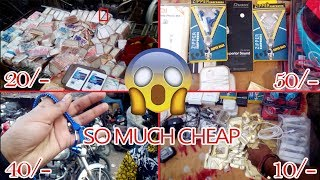 Gaffar Market Vlog || Cheapest Mobile Accesories || Vlog Singh