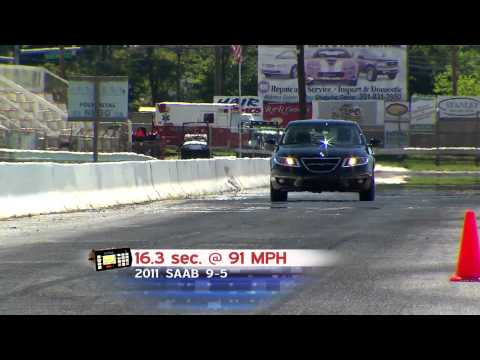 Road Test: 2012 Saab 9-5