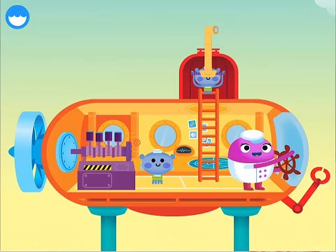 развивающие мультики про подводную лодку